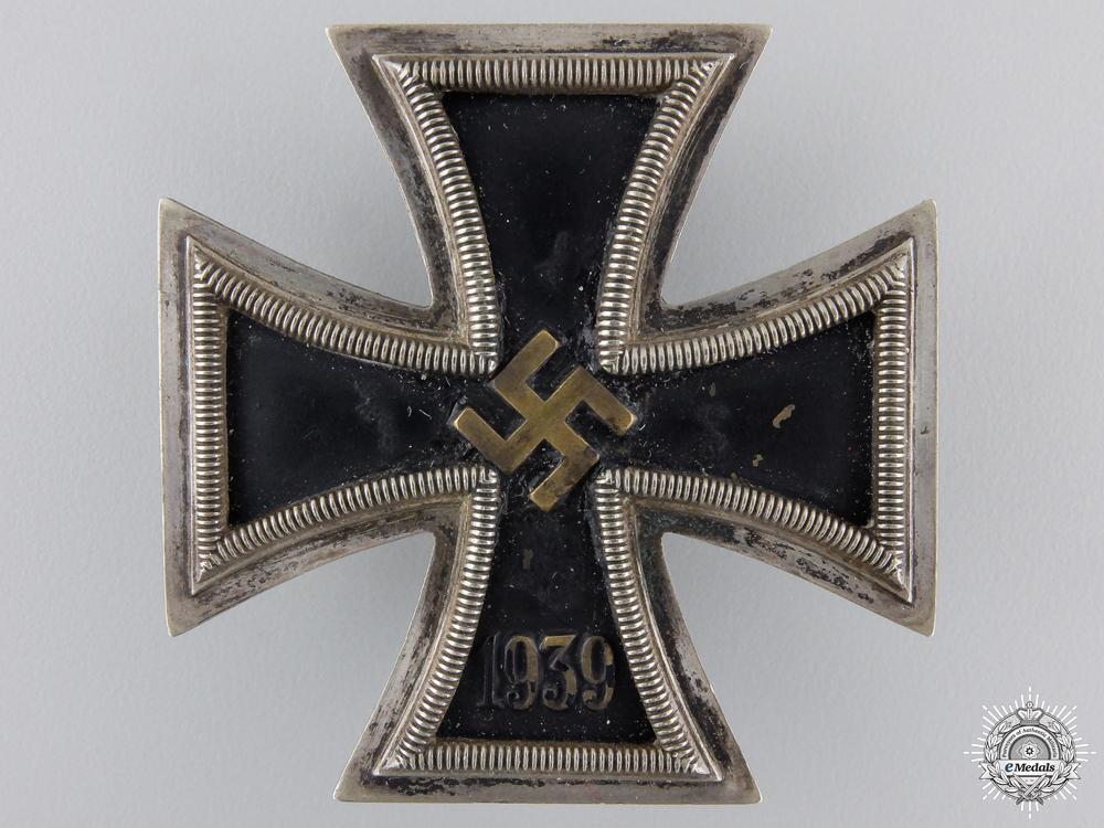 eMedals-An Iron Cross First Class 1939 by Ferdinand Hoffstatter