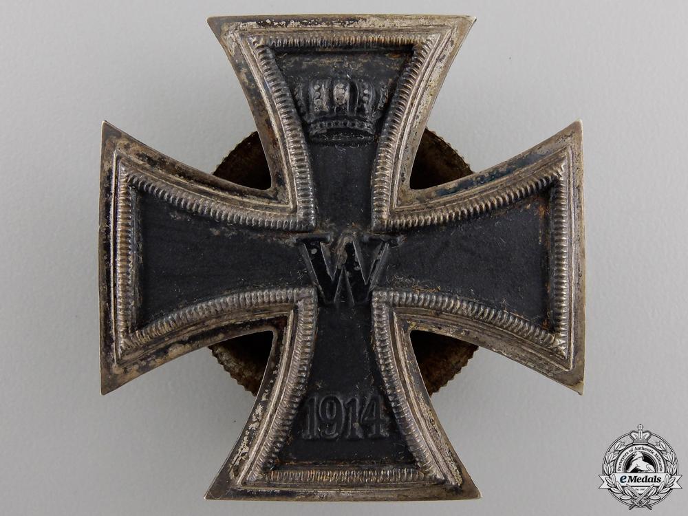 eMedals-An Iron Cross First Class 1914; Screwback Version