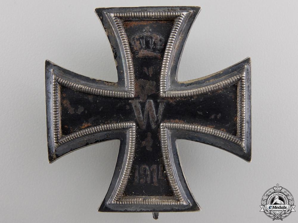 eMedals-An Iron Cross First Class 1914 by KO