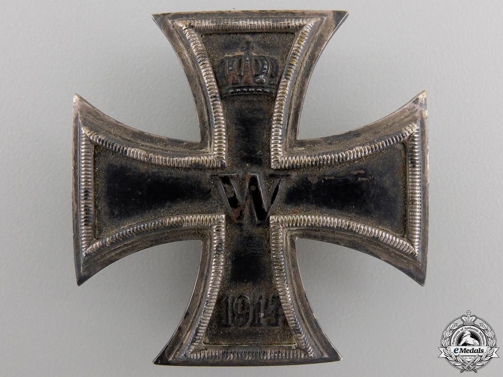 eMedals-An Iron Cross First Class 1914