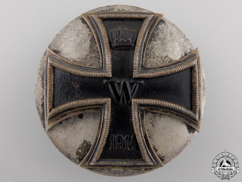 eMedals-An Iron Cross First Class 1914; Double Screw Posts