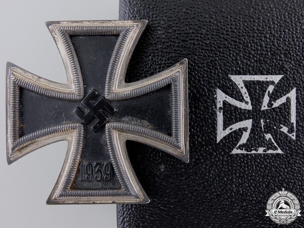 eMedals-An Iron Cross First Class 1939; Maker 6