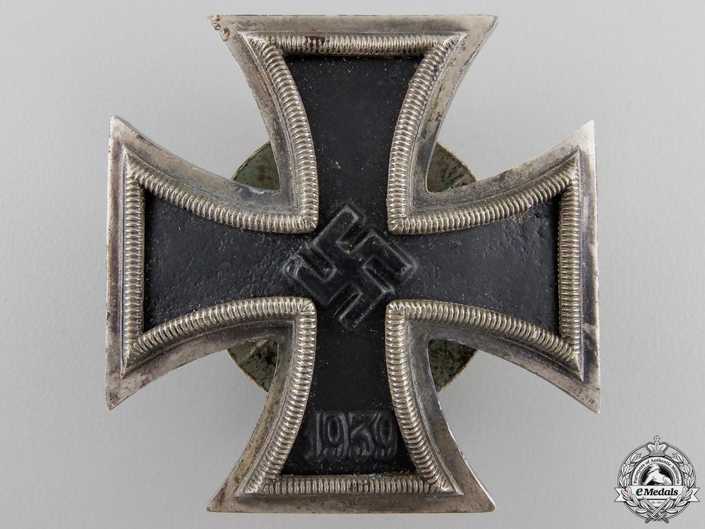 eMedals-An Iron Cross First Class 1939 by Schauerte & Höhlfeld