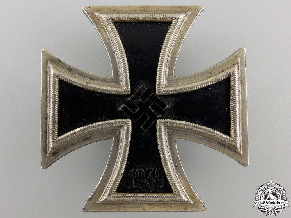 eMedals-An Iron Cross First Class 1939