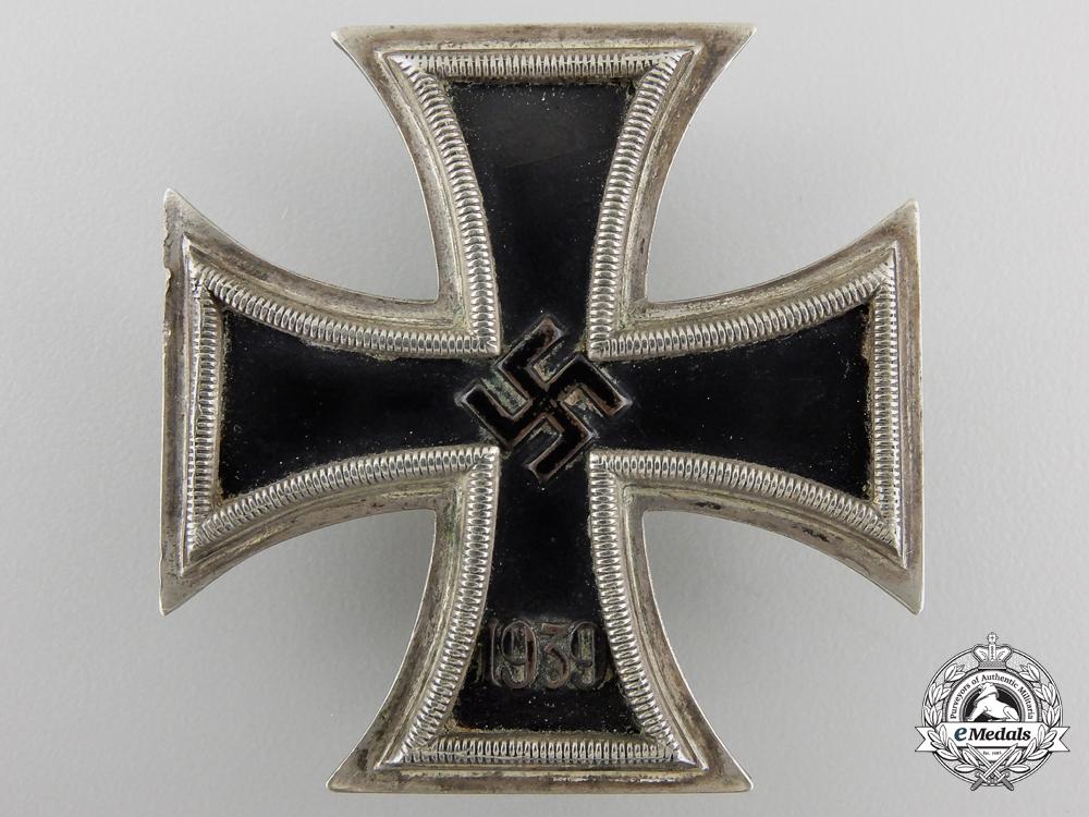 eMedals-An Iron Cross First Class 1939; Schinkel Version