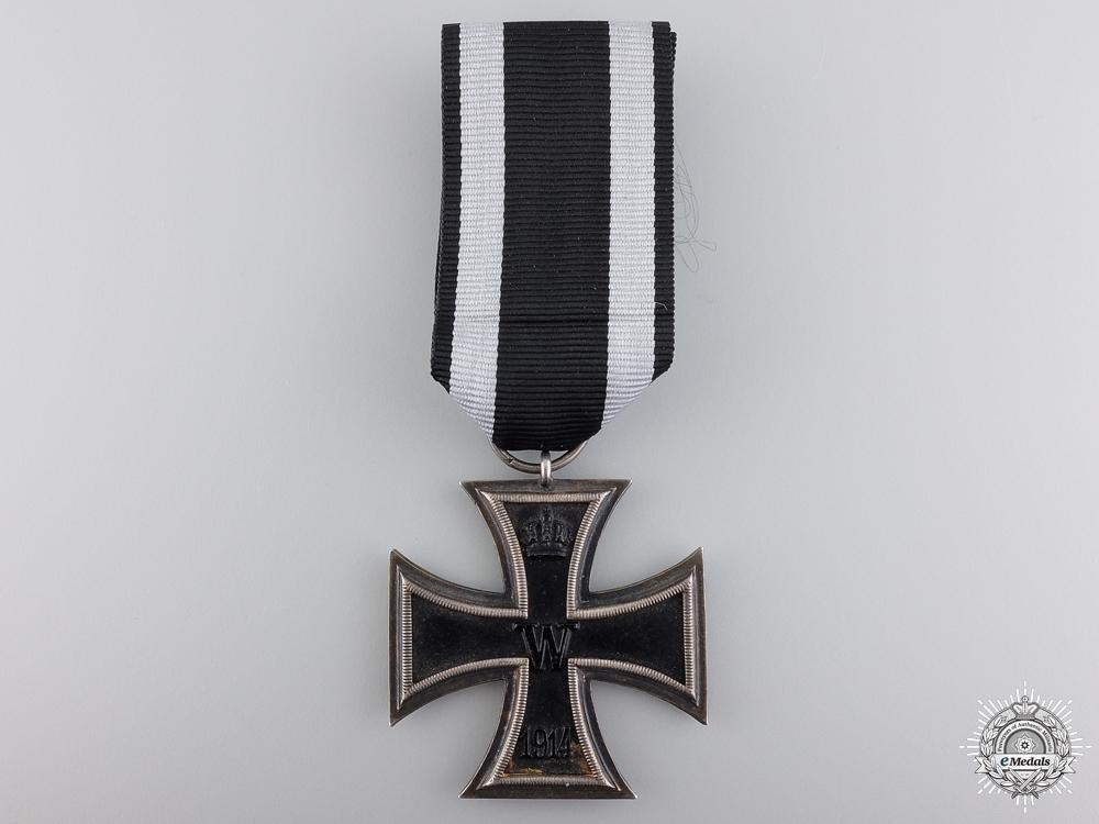eMedals-An Iron Cross Second Class 1914; Marked K