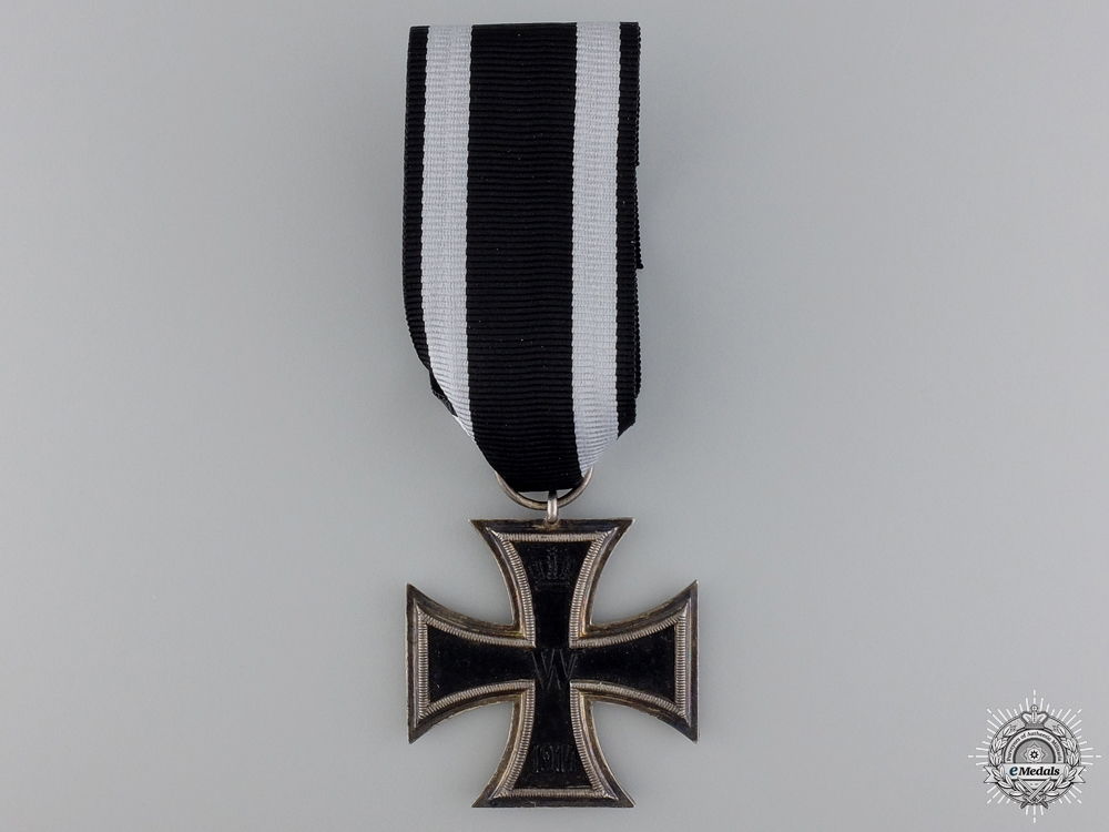 eMedals-An Iron Cross Second Class 1914 by Zeich of Berlin