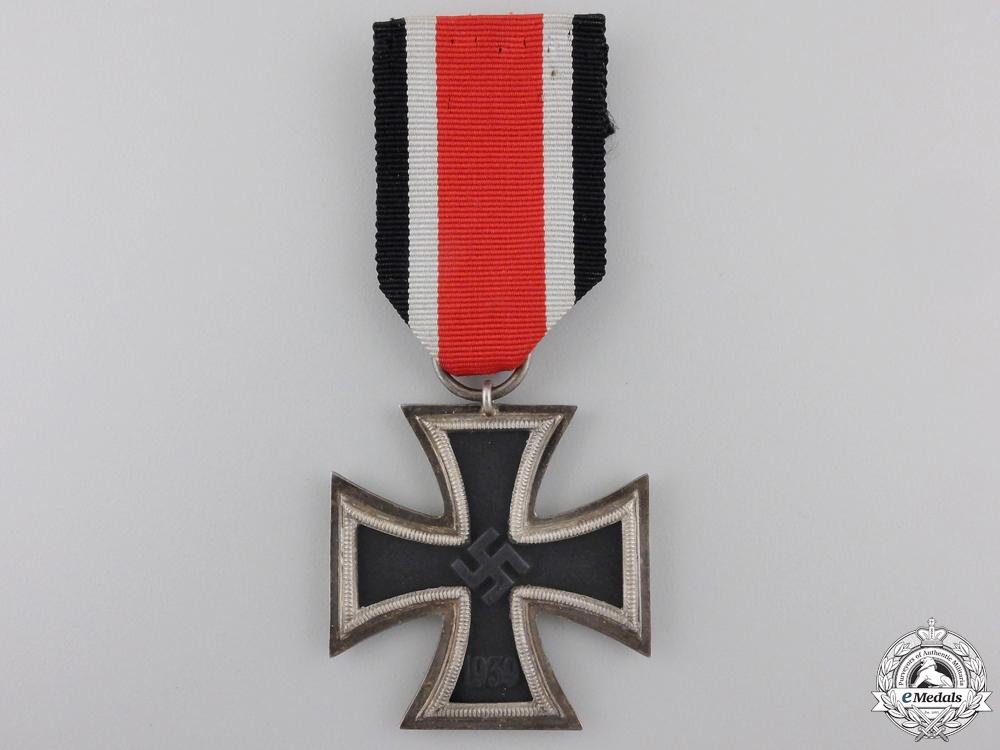 eMedals-An Iron Cross Second Class 1939 by J.E. Hammer & Sohne