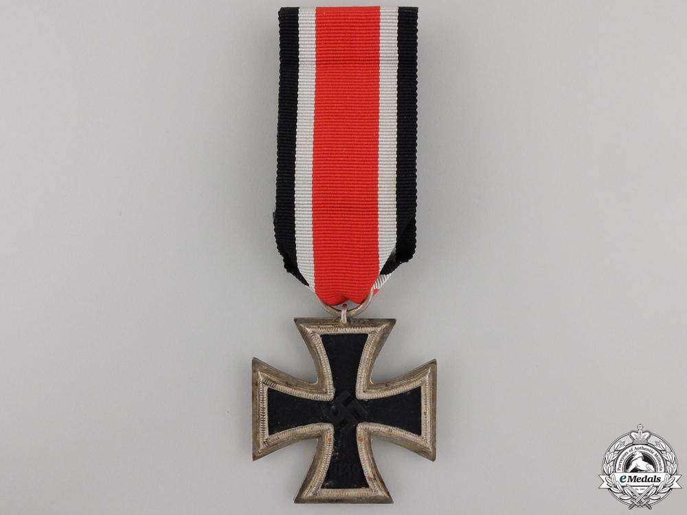 eMedals-An Iron Cross Second Class 1939 by J.E. Hammer & Söhne
