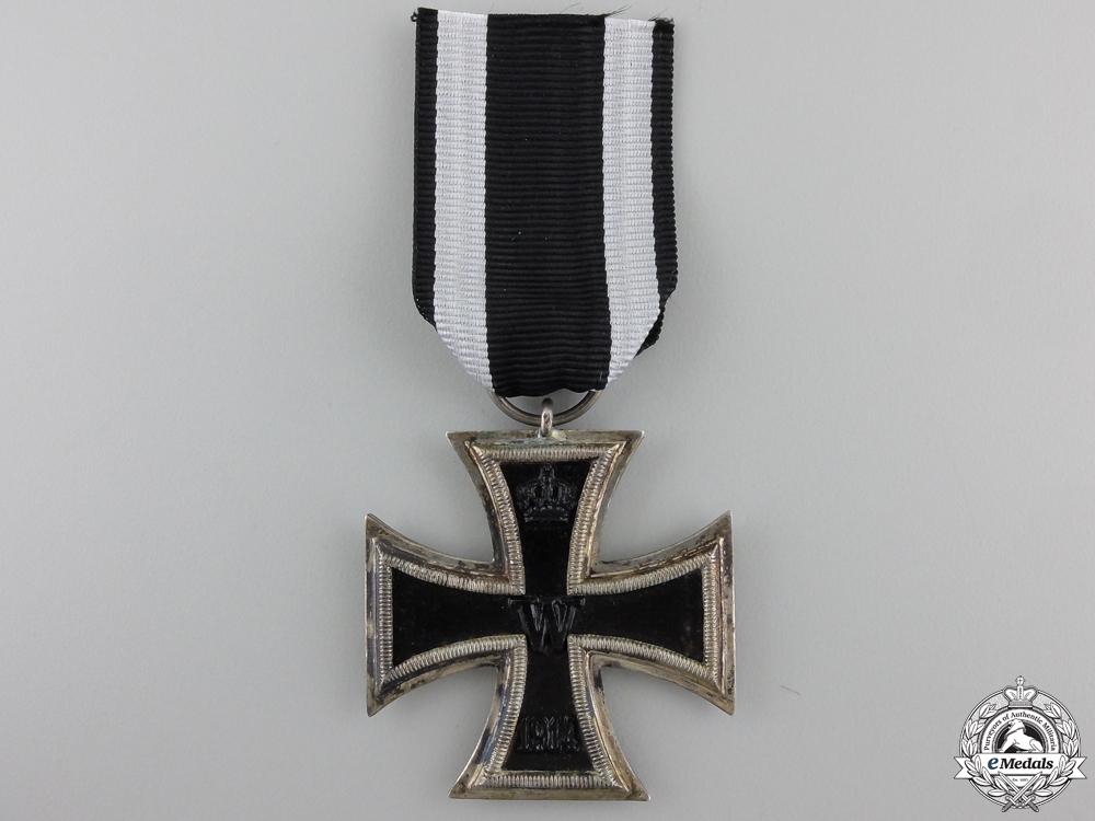eMedals-An Iron Cross Second Class 1914; Marked LV