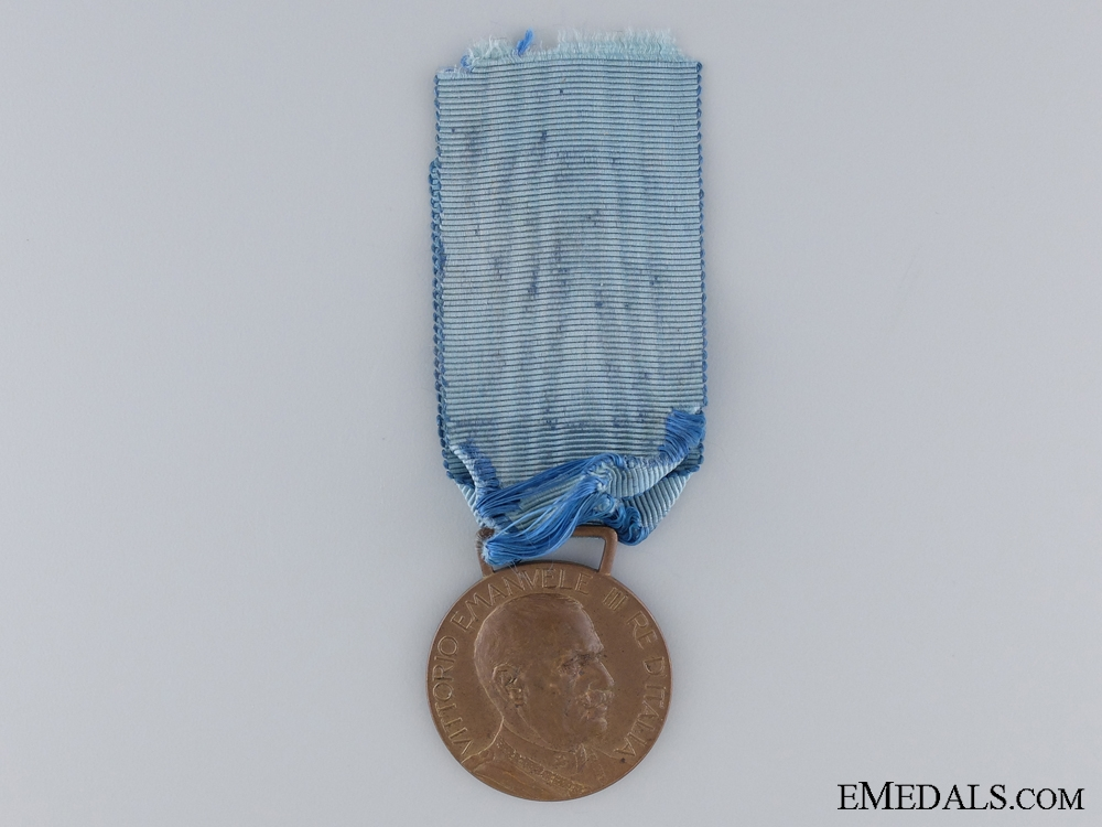eMedals-An Italian Air Force Long Service Medal; Bronze Grade