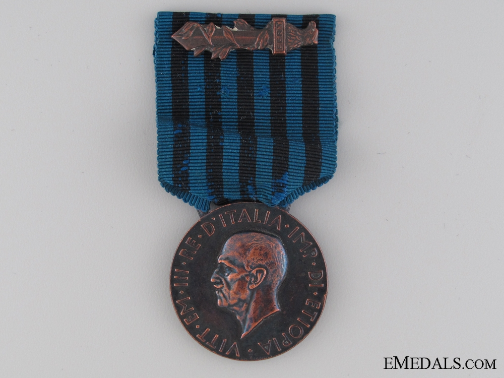 eMedals-An Italian East Africa Campaign Medal