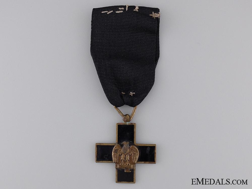 eMedals-An Italian East Africa 1st Battalion CCNN Cross