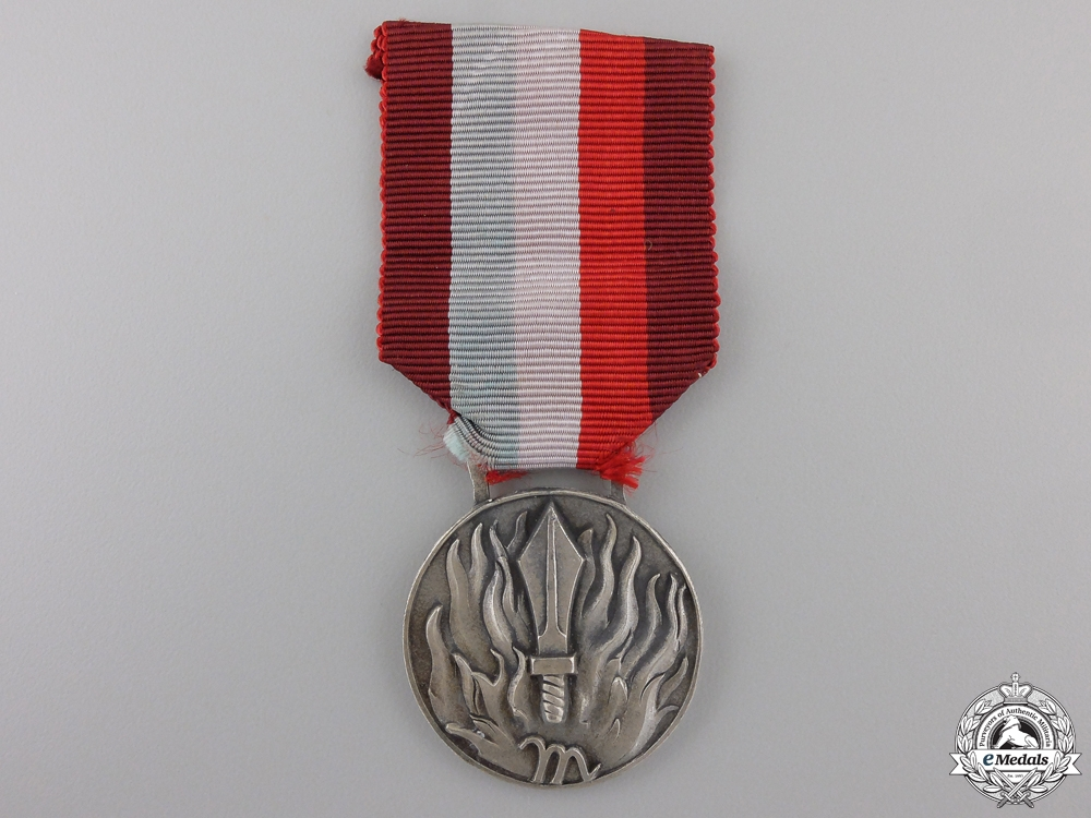 eMedals-An Italian Fascist Medal for Meritorious Service
