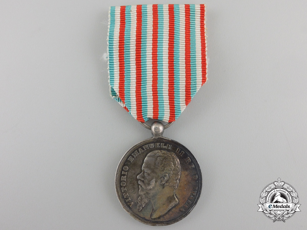 eMedals-An Italian Independence Medal