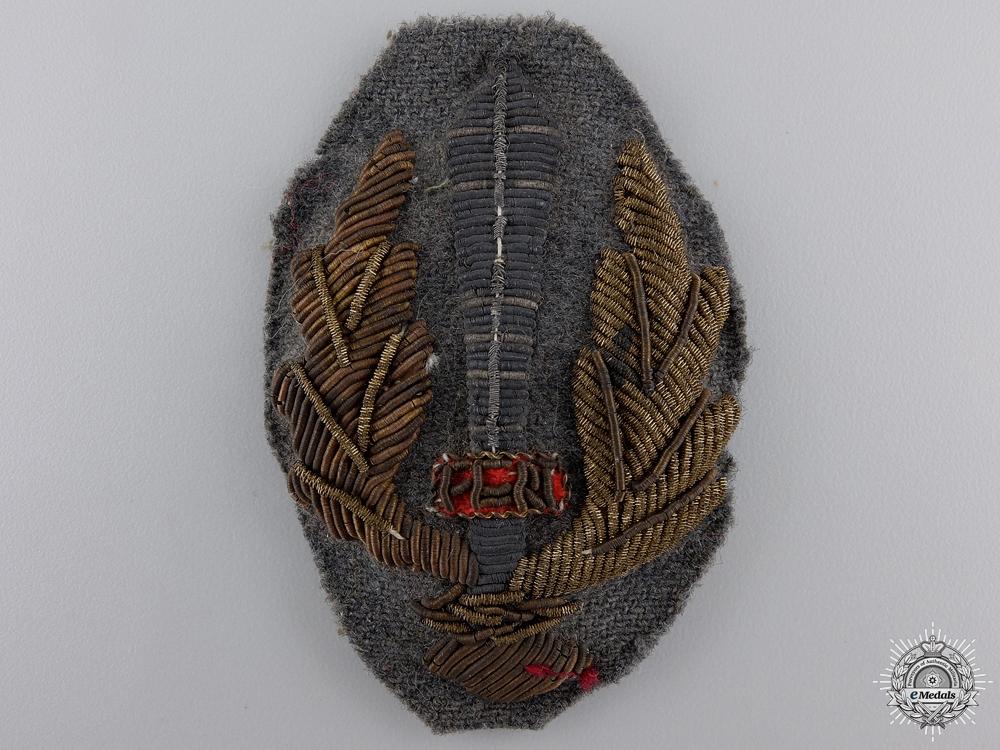 eMedals-An Italian Officer's Assault Troops Sleeve Badge