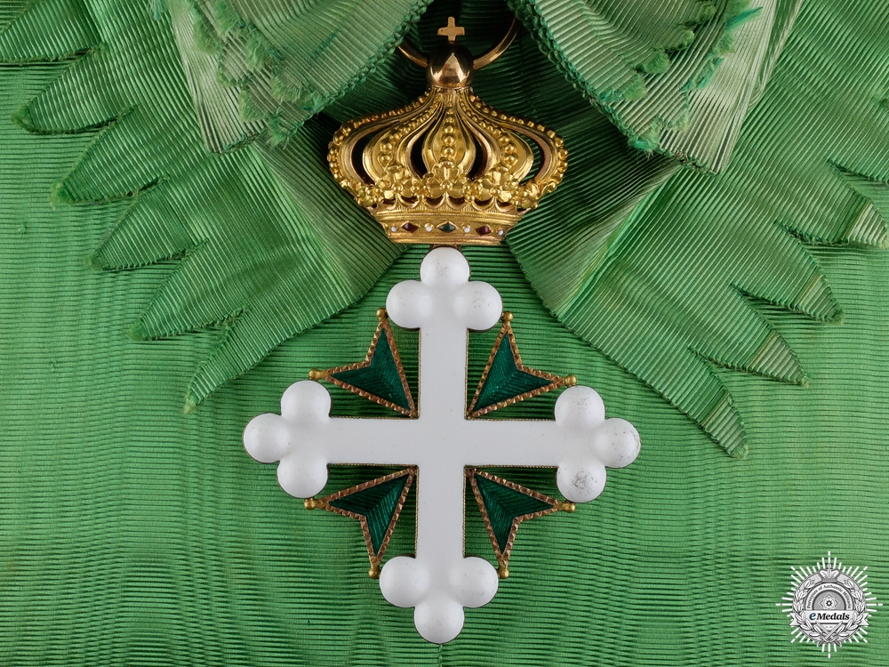 eMedals-An Italian Order of St.Maurice & St.Lazarus; Grand Cross