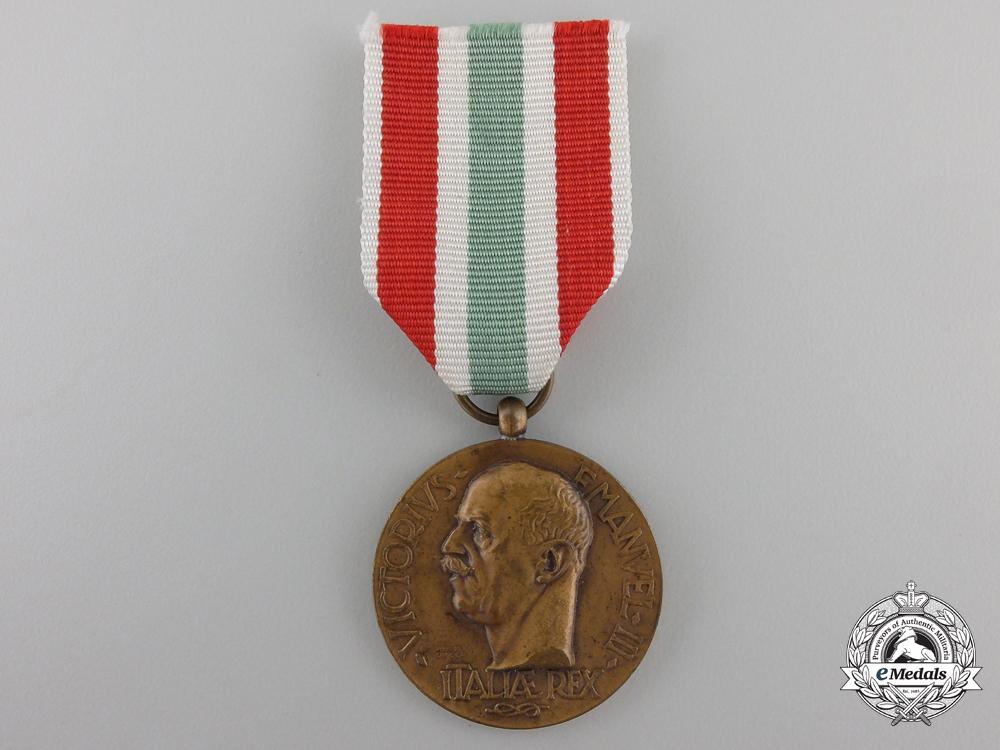 eMedals-An Italian Schools Abroad Medal; Bronze Grade