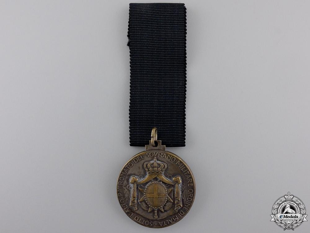 eMedals-An Italian Sovereign Order of Malta Merit Medal