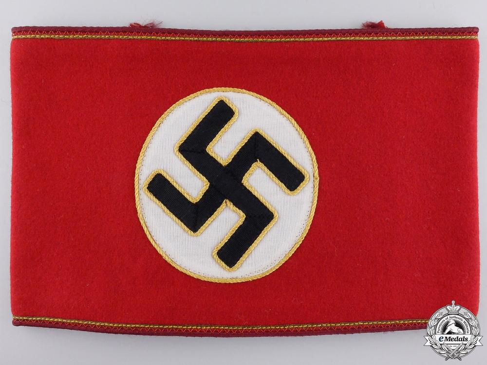 eMedals-An NSDAP Gau Level Mitarbeiter Armband
