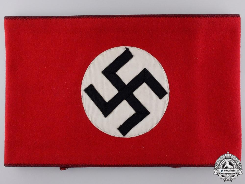 eMedals-An NSDAP Gau Politisches Leiter Anwärter Armband