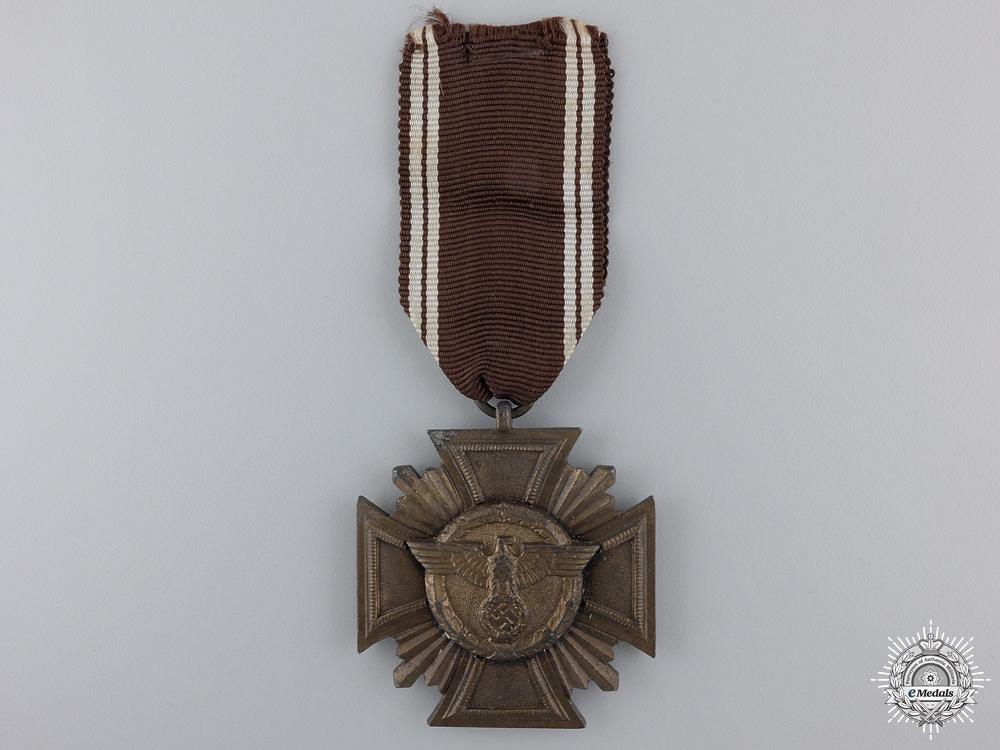 eMedals-An NSDAP Long Service Award; Ten Year Cross