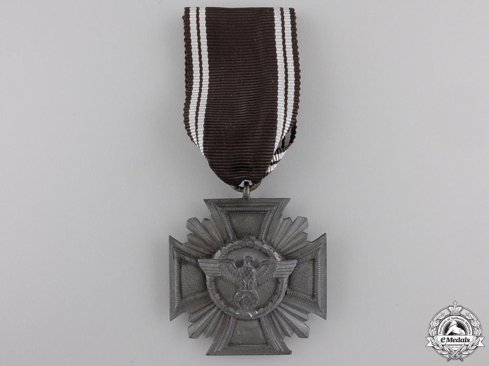eMedals-An NSDAP Long Service Award; 10 Year