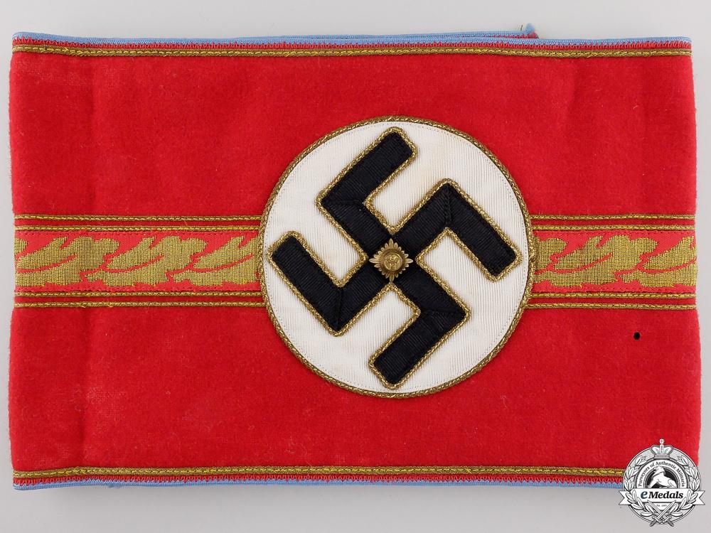 eMedals-An NSDAP Ortsgruppenleiter Armband