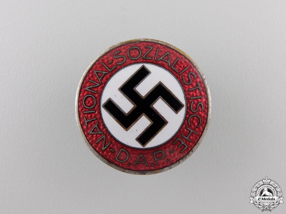 eMedals-An NSDAP Party Membership Badge