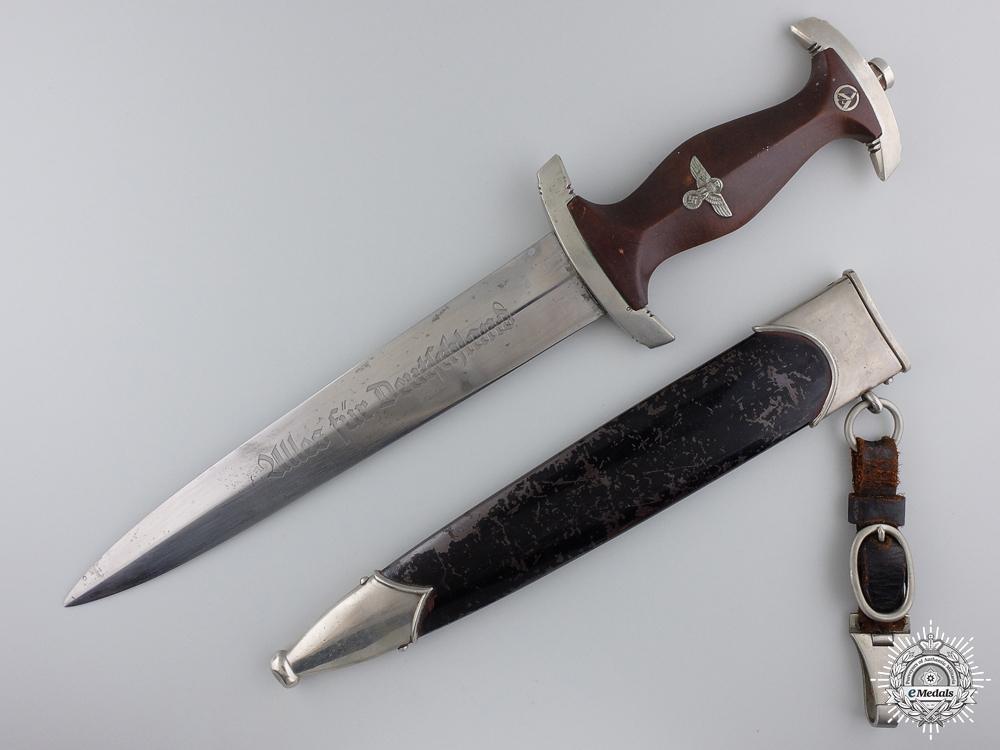 eMedals-An NSKK Dagger by Max Weyersberg WMW, Solingen
