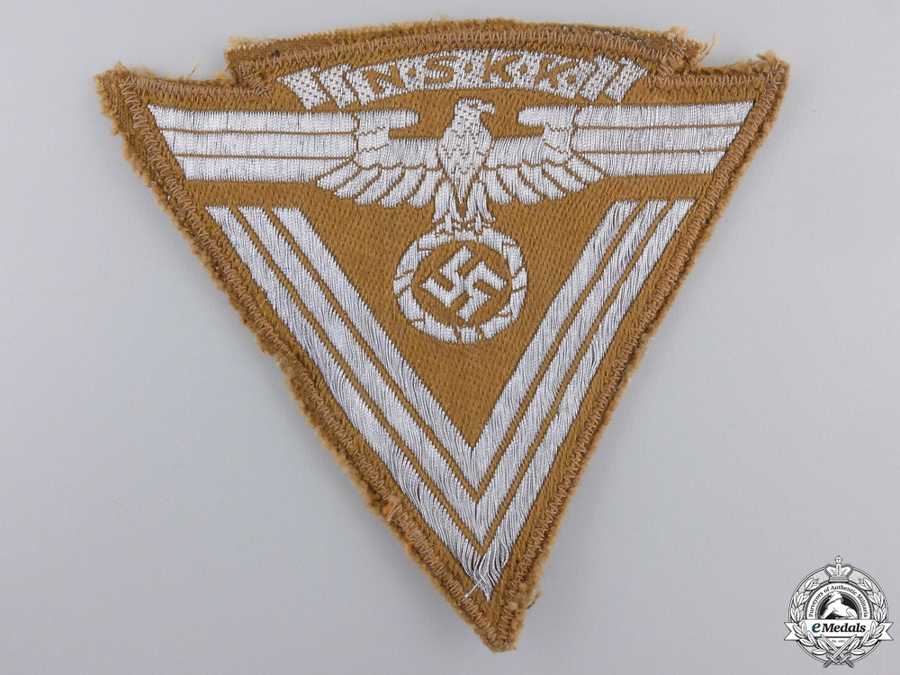 eMedals-An NSKK sleeve Rank Insignia with RZM Tag