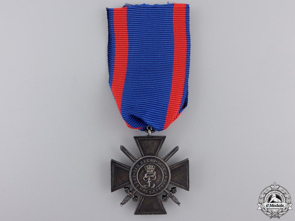 eMedals-An Oldenburg War Merit Cross with Swords; Third Class