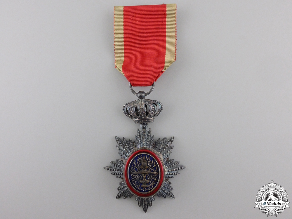 eMedals-An Order of Cambodia; Knight's Badge