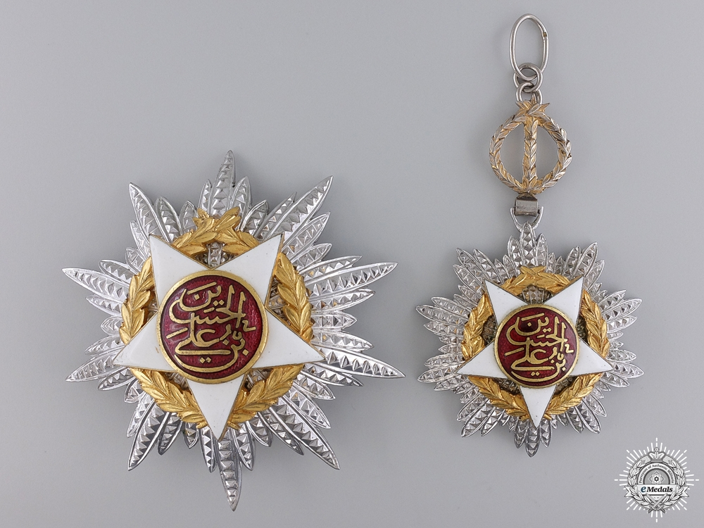 eMedals-An Order of Independence of Jordan; Grand Cross Set