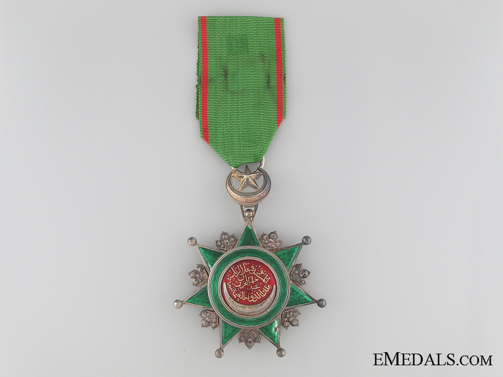 eMedals-An Order of Order of Osmania Breast Badge
