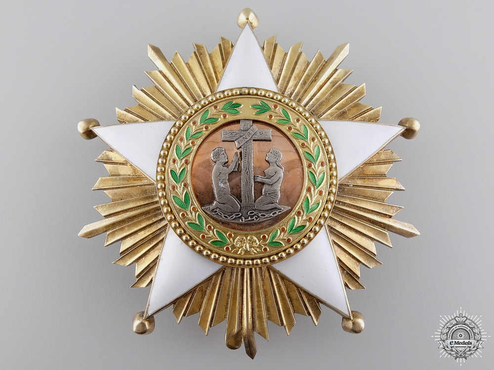 eMedals-An Order of the African Redemption; French Made