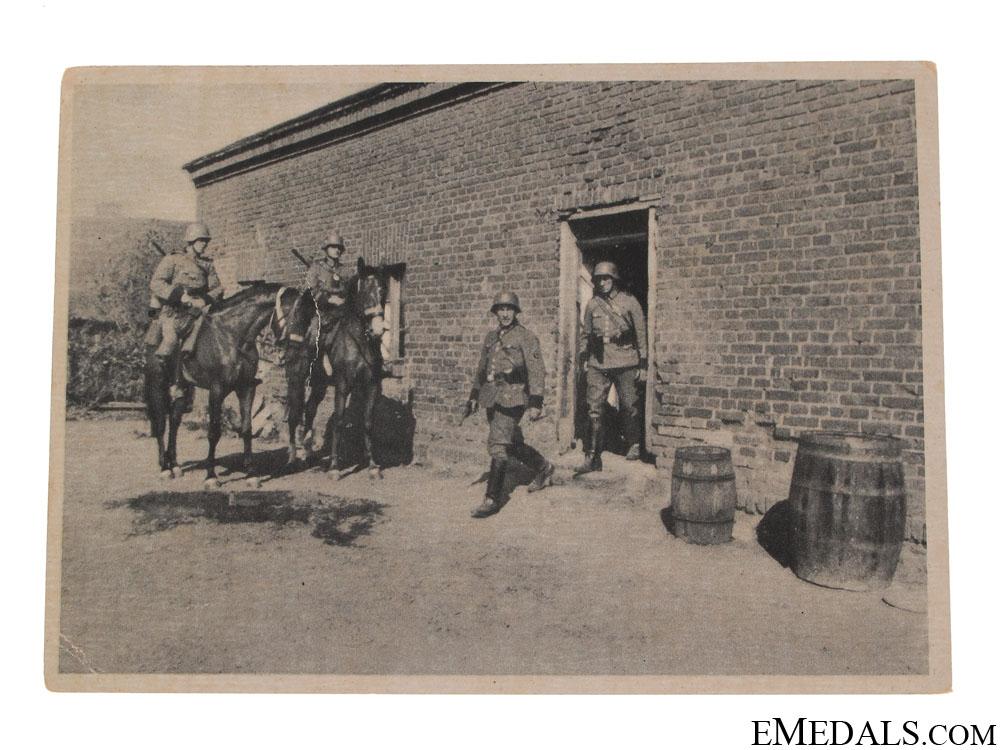 eMedals-An Original SS Photo Postcard