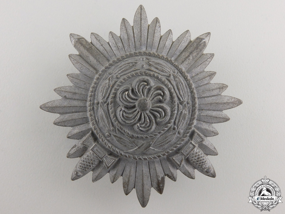 eMedals-An Ostvolk Decoration for Bravery; First Class