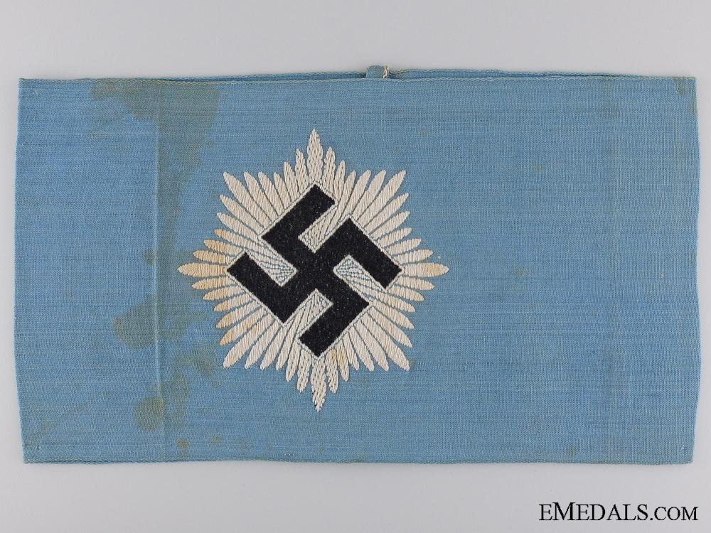 eMedals-AN RLB (Reichsluftschutzbund) Armband