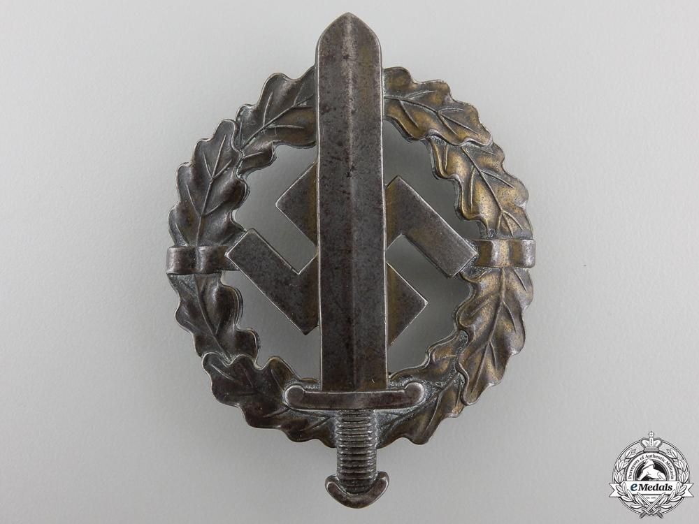eMedals-An SA Bronze Grade Sports Badge by Berg & Nolte ag lüdenscheid