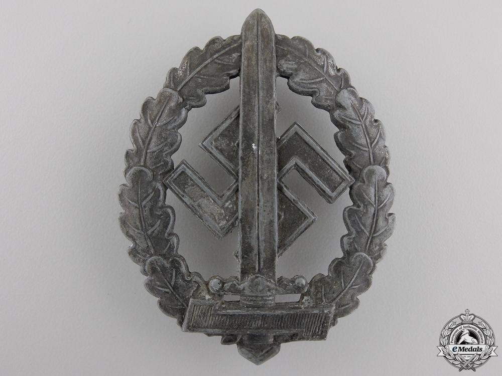 eMedals-An SA Sport Badge for War Disabled by Deschler & Sohn