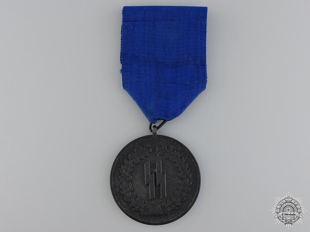 eMedals-An SS Long Service Award; Fourth Class