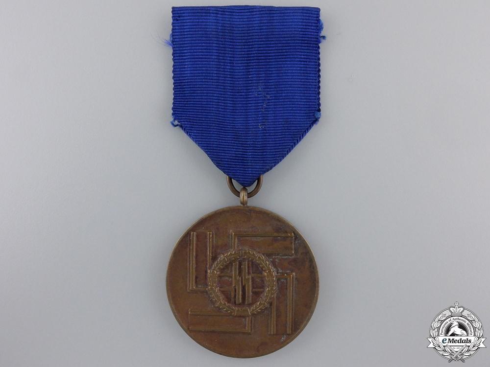 eMedals-An SS Long Service Award by Deschler & Söhn, München
