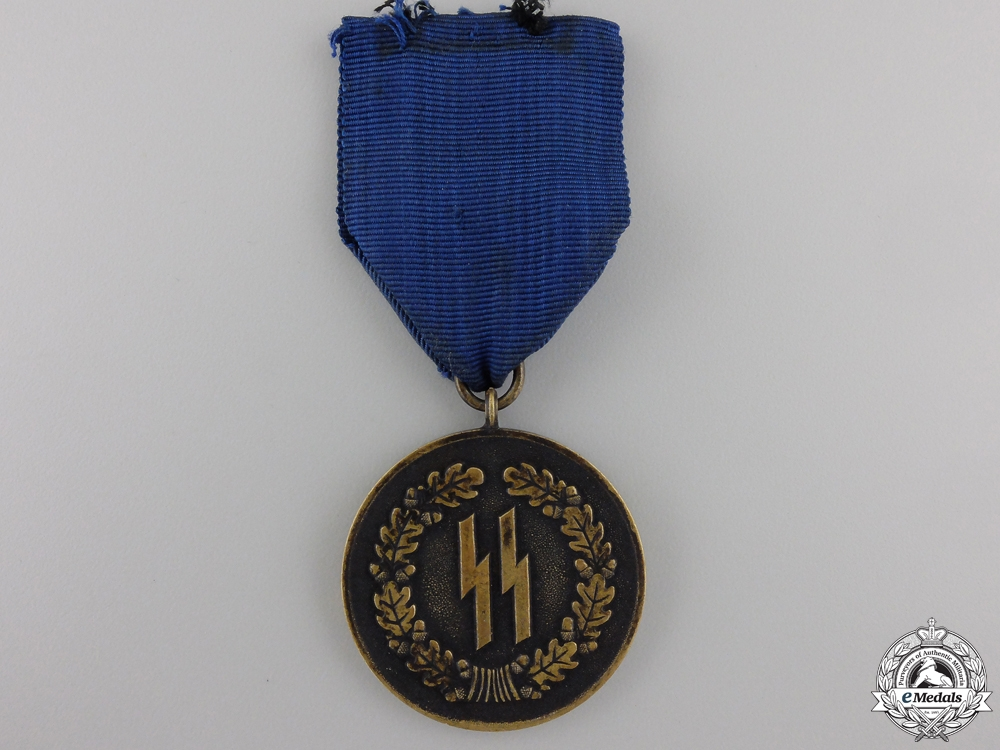 eMedals-An SS Long Service Award; Fourth Class