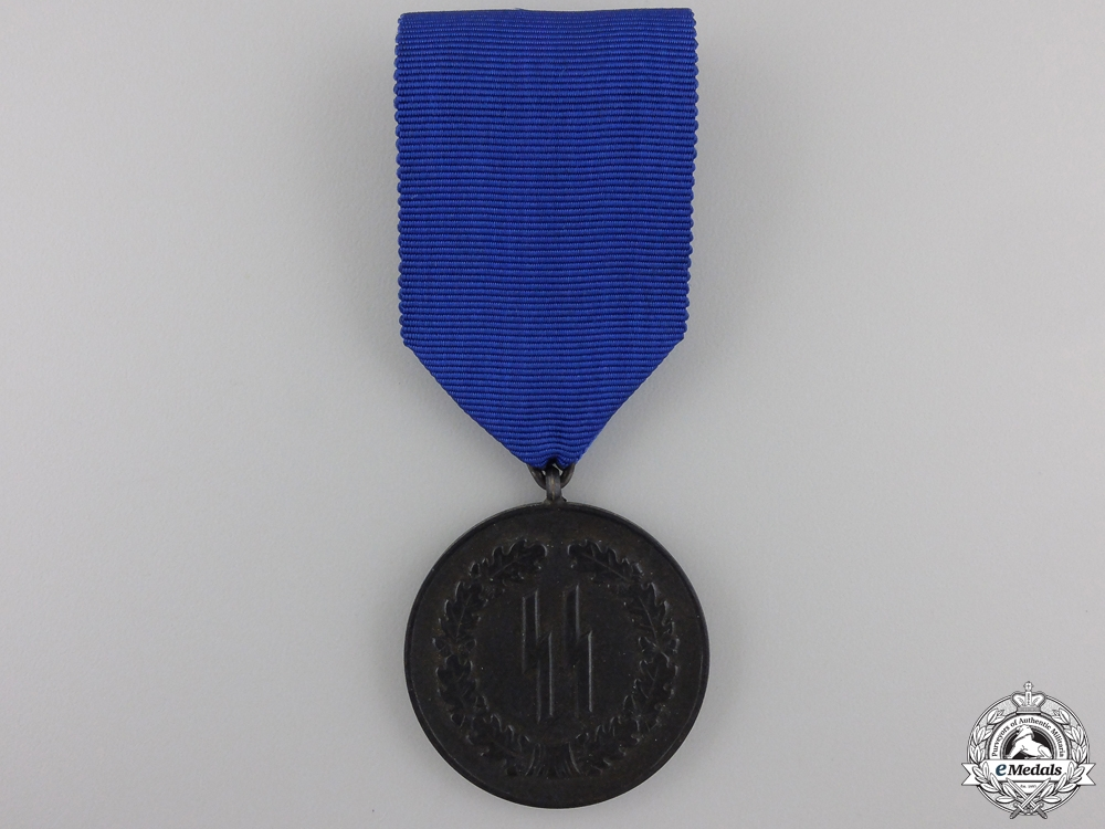 eMedals-An SS Long Service Award by Deschler, Mnchen