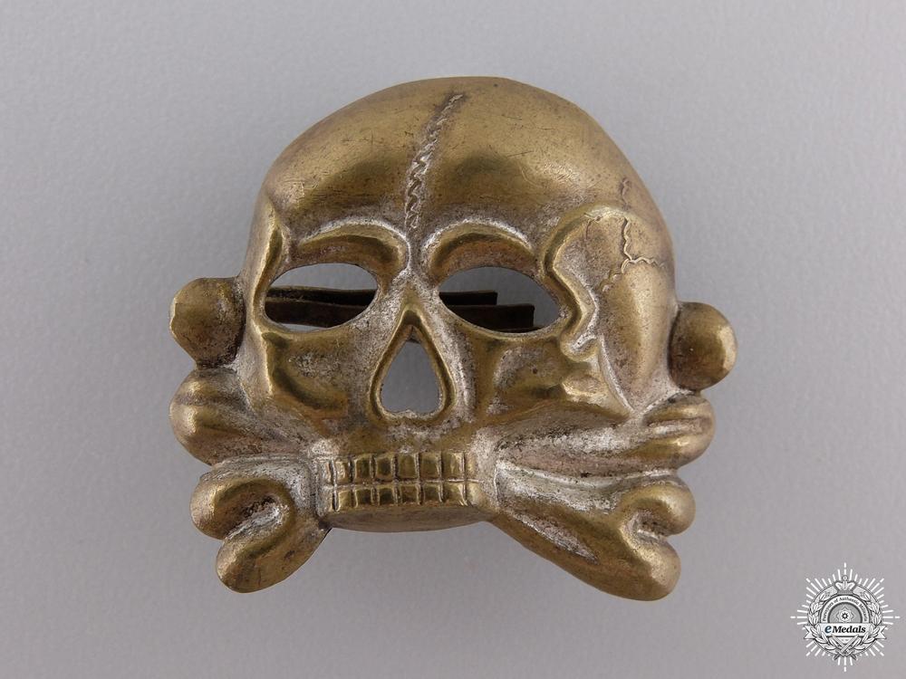 eMedals-An SSS Skull 1st Model for Visor Cap