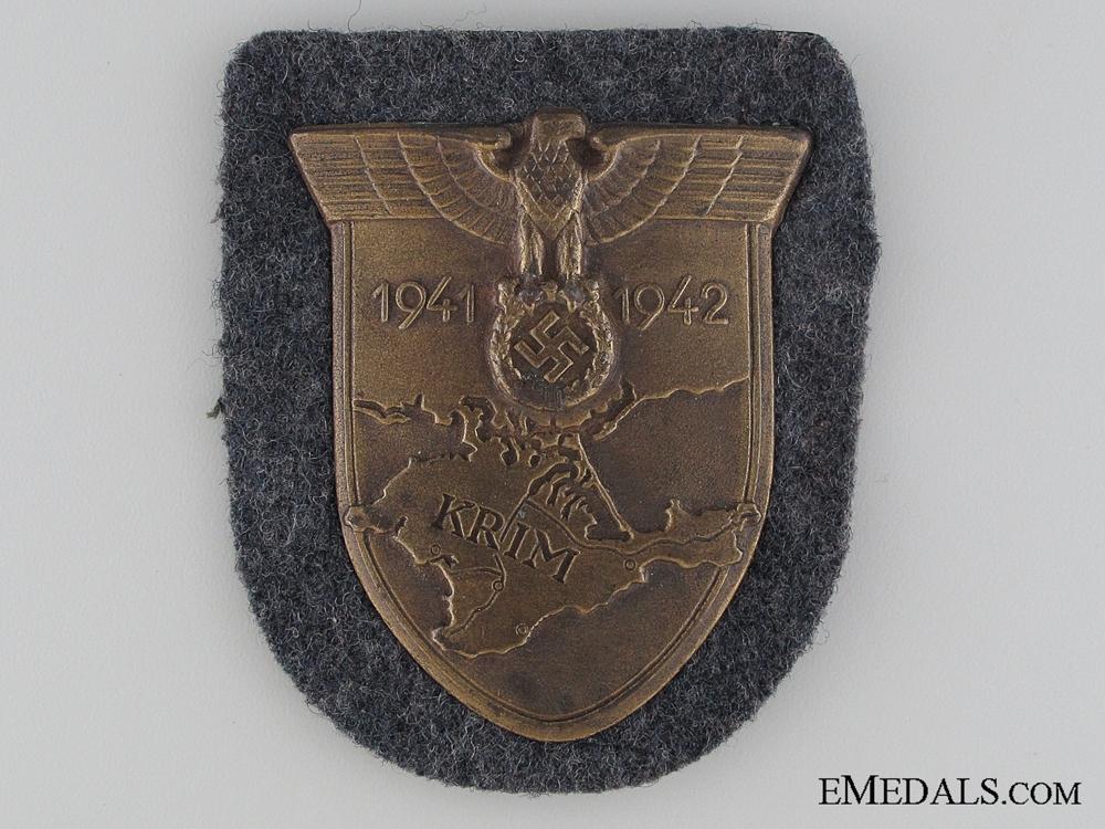 eMedals-An Unissued Krim Shield