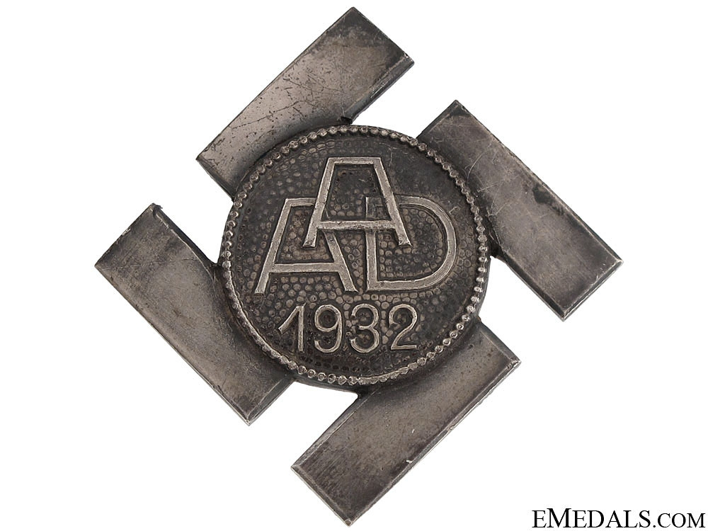 eMedals-Anhalt Labor Commemorative Badge