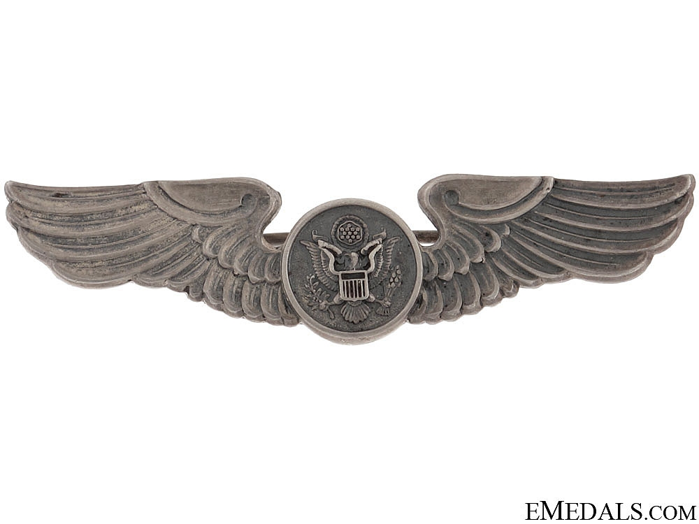 eMedals-Army Air Force Aircrew Enlisted Wing