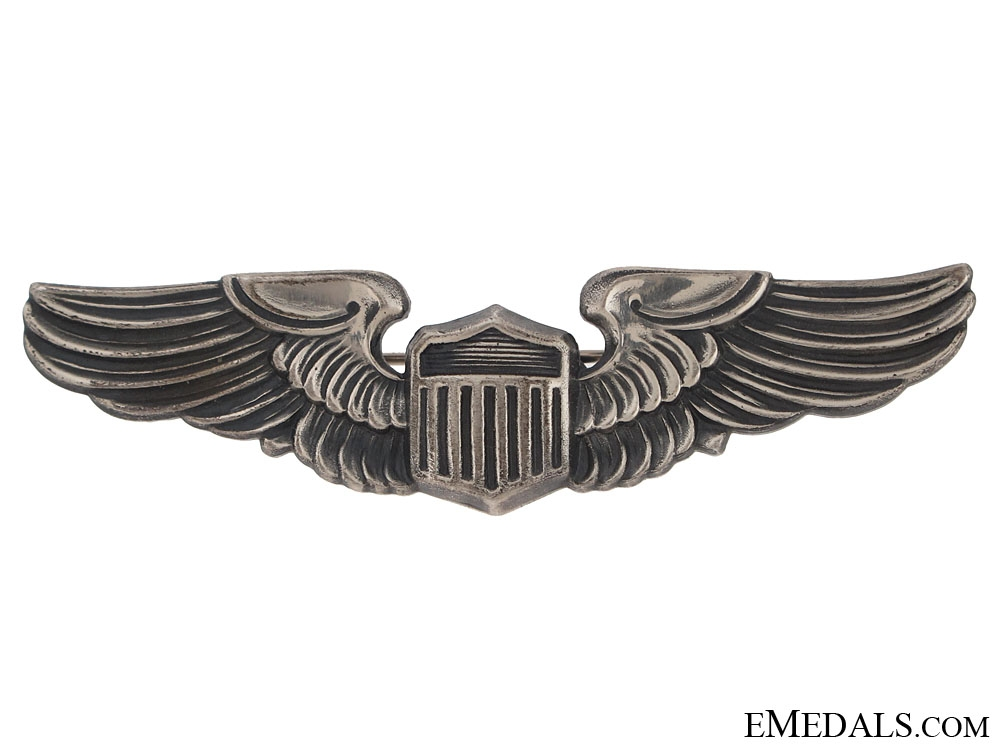 eMedals-Army Air Force Pilot Wings